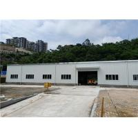 Buy cheap Steel Structure Building Warehouse Commercial Steel Workshop And Farm Buildings from wholesalers