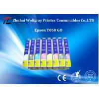 Buy cheap Zhuhai Compatible Color  Ink cartridge for Epson T050 GO  at the best price from wholesalers