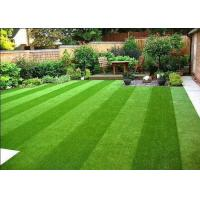 Wholesale Anti - UV Durable 3.0 MM Realistic Artificial Grass / Artificial Putting Turf  For Balcony from china suppliers