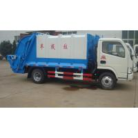 Wholesale dongfeng Refuse 6CBM Collector Garbage Truck on sale from china suppliers