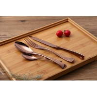 Wholesale Hotel Kitchen 255mm Luxury Stainless Steel Cutlery from china suppliers