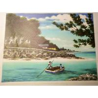 Wholesale 100% Cotton Canvas Oil Painting Gloss Giclee Prints for Art Museum from china suppliers