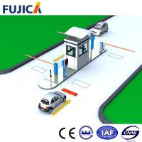 Automation Boom Barrier Vehicle Entrence Gate For Home And Building