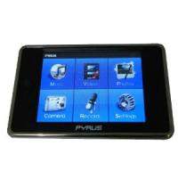 Cross button clip MP3 player with LOGO printing