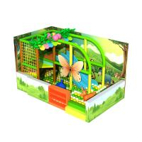 Wholesale UV Resistance Kids Playground Equipment Frost Theme PVC Coated Frame from china suppliers