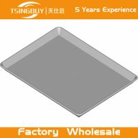 Wholesale Factory direct wholesale bread baking aluminum sheet-stainless steel meat tray-non-stick Baking Trays from china suppliers