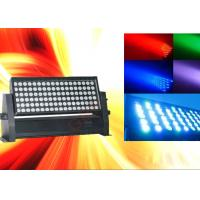 China Outdoor Led Wall Washer Lights 350 watt 108x3w Rgb Three In One wholesale