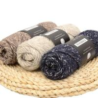 Buy cheap Facory supplier fancy wool acrylic nylon blend air jet yarn from wholesalers