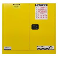 Buy cheap Fire Proof Outdoor Chemical Storage Cabinets , Gas Cylinder Safety Cabinets from wholesalers