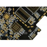 10 Layer Multilayer PCB Fabrication Printed Circuit Board Material with BGA