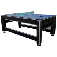 Professional 7 Ft 3 In One Game Table Flip Air Hockey Ping