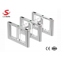Wholesale Customized Stainless Steel Swing Gate for passager 35persons/min from china suppliers