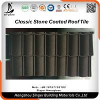Wholesale Roofing Material Natural Stone Chips Coated Metal Roofing Sheet Price from china suppliers