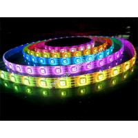 individually addressable digital rgb apa102 led strip 60led