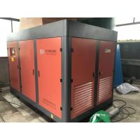Buy cheap 132kw 175HP Two Stage Air Compressors / Portable Screw Air Compressor from wholesalers