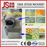 China commercial pasta chips cutting making machine on sale