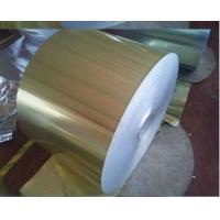 Wholesale Tongxin Lacquer Coated Aluminium Foil 8011 Temper H14 For Aluminium Flip Off Seals from china suppliers