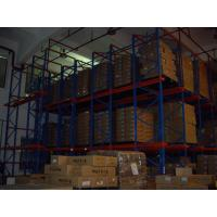 Wholesale both side access double - deep Drive In Pallet Racking for industrial storage from china suppliers