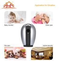 Wholesale 1080P HD PTZ Smart Home IP Camera With Two Ways Talking And 4 Time Zoom from china suppliers
