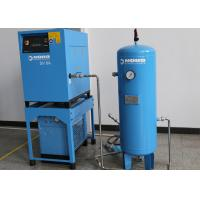 7.5kW 10HP Variable Speed Air Compressor Screw Type , PM Motor Screw Compressor Air End