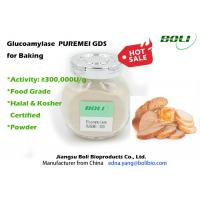 Wholesale Food Grade Glucoamylase 300000 U / g Baking Enzyme from china suppliers