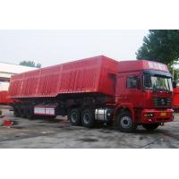 Wholesale tri - axles side dump semi trailer , 50 - 80tons side tipper trailer for sale , 2 or 3 axles dumper truck trailer from china suppliers