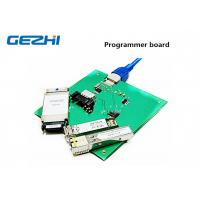 China Programmer board of optical transceivers GBIC , SFP , SFP+ , XFP , X2 , XENPAK wholesale