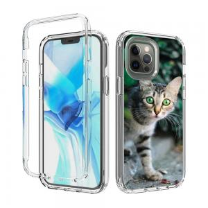Wholesale TPU 6.1 Inch Custom Cell Phone Case For IPhone 12 Pro from china suppliers