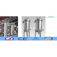 Wholesale Anti Corrosion Industrial Filter Housing / Painting Filtration Duplex Filter Housing Sale from china suppliers