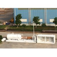Wholesale Customized 10m3 LPG Skid Mounted Tank / Mobile LPG Gas Filling Station from china suppliers