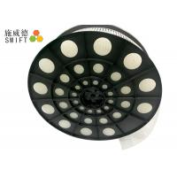 Wholesale Natural Cable Tie Wraps , 2.5mmx100mm Flexible Cable Ties With No Flash from china suppliers