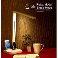 Wholesale 2016 promotion UL approval LED desk lamp with USB Iphone docking four CCT nine level brightness auto off timer from china suppliers