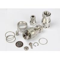 Buy cheap KZF Flat Face Hydraulic Fittings Female Thread Stainless Steel SS304 For from wholesalers