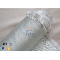 Wholesale Heat Resistant Satin Weave E Glass Fiberglass Fabric 3784 850g High Strength from china suppliers