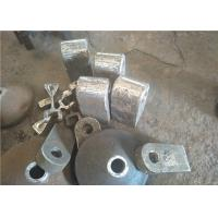 Buy cheap High Manganese Steel Hammers for Clinker Crushers Hardness More Than 190HB from wholesalers