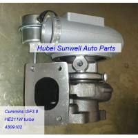 Wholesale Foton Cummins ISF3.8 turbo 4309102 / 2840685 / 2840684 from china suppliers