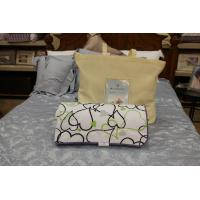 Cotton Shell Printing Summer Duvet Insert With Microfiber