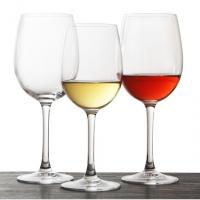 Wholesale 580ML crystal stemware wine glasses wholesale from china suppliers