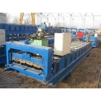 Wholesale High efficiency Roof / Wall Cladding Panel  Decking Forming Machine from china suppliers
