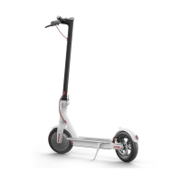 Buy cheap 24km/H 8 Inch 350w Lithium Folding Electric Scooter from wholesalers