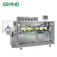 Wholesale ProHygiene Mono Dose Plastic Ampoule Filling And Sealing Machine Fast Speed from china suppliers