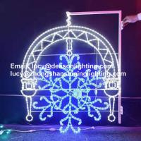 Wholesale christmas pole decorations lights from china suppliers