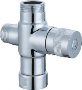 Wholesale Custom Bathroom Rain Shower Head Diverter , 3 Way Shower Valve Diverter from china suppliers
