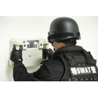 Wholesale Anti Terrorism Through Wall Radar 12m Detection Range 1.4kg Weight from china suppliers