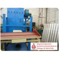 China Light Weight Fire Proof Wall Board Making Machine with Double Roller Extruding Technology on sale
