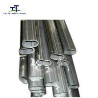 Wholesale Culvert Oval Steel Tubing Furniture Decoration Dimensional Stable High Accuracy from china suppliers