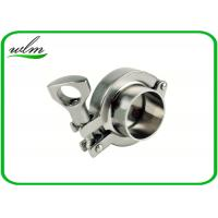 Wholesale Sanitary Tri Clamp Fittings from Sanitary Tri