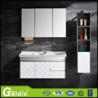 Wall mounted high quality aluminum alloy bathroom funiture sliding