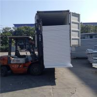 Wholesale 10kg 50mm polystyrene foam thermal insulation eps sandwich wall panel from china suppliers