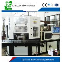 Wholesale High Precision Injection Blow Moulding Machine , Water Bottle Blow Molding Machine from china suppliers